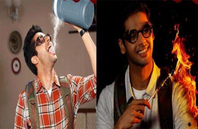 Abhimanyu Dassani plays with fire and water in 'Mard Ko Dard Nahi Hota'