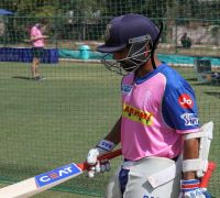 IPL 2019: People believe one needs power hitter at top but I trust my methods - Rahane