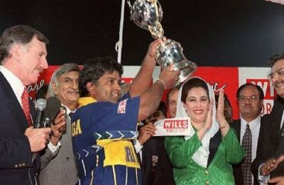 On This Day – Aravinda de Silva powers Sri Lanka to 1996 World Cup glory vs Australia
