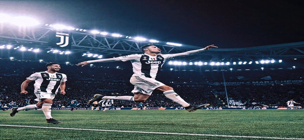 Cristiano Ronaldo helped Juventus to reach Champions League's quarterfinals (Image Credit: Twitter)