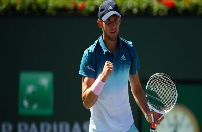 Dominic Thiem sets up clash with Roger Federer in Indian Wells ATP Tour