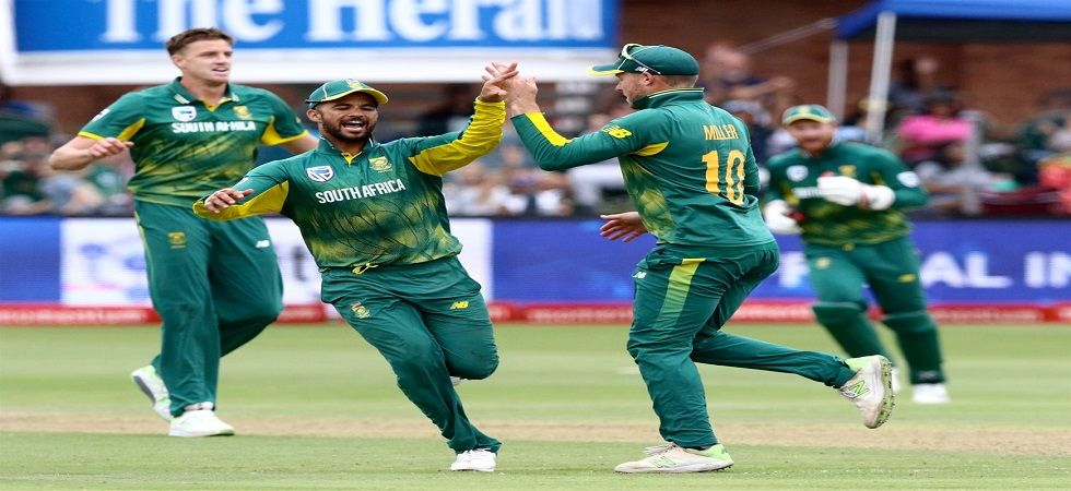 South Africa secured their second consecutive 5-0 whitewash of Sri Lanka at home as they built up for the ICC Cricket World Cup 2019. (Image credit: Twitter)