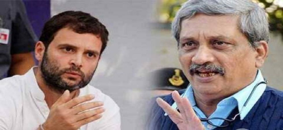 Goa Chief Minister Manohar Parrikar who passed away at his private residence near Panaji on Sunday.