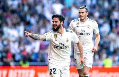 Real Madrid start well under Zinedine Zidane with win over Celta Vigo, Atletico Madrid lose