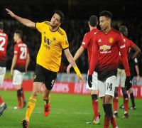 Manchester United crash out of FA Cup with loss to Wolves