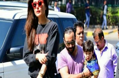 Kareena Kapoor Khan gives befitting reply to trolls for stating that Taimur is dying of hunger