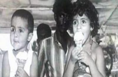 Abhishek Bachchan's birthday wish for sister Shweta Bachchan is the cutest thing you'll see today