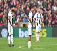 Cristiano Ronaldo rested, Juventus suffer first loss in Serie A season