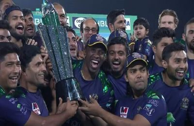Quetta Gladiators clinch maiden Pakistan Super League title by beating Peshawar Zalmi