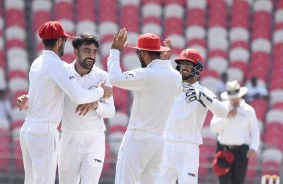 Rashid Khan creates history, puts Afghanistan on cusp of famous Test win