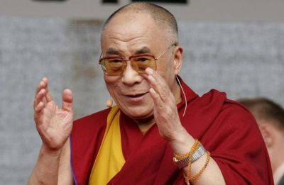 In message to China, Dalai Lama says his successor may come from India