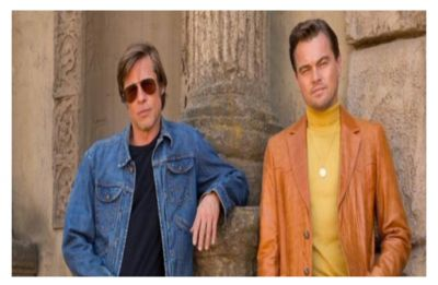 Leonardo DiCaprio unveils first look of Quentin Tarantino's 'Once Upon A Time in Hollywood' with Brad Pitt