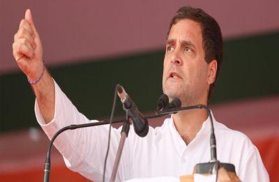 Will not allow Citizenship Amendment Bill to be passed in Rajya Sabha, says Rahul Gandhi