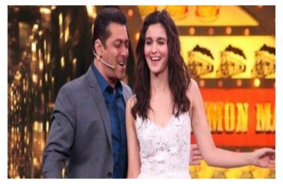 Its Official! Alia Bhatt and Salman Khan to share screen for Sanjay Leela Bhansali's next titled 'Inshallah'