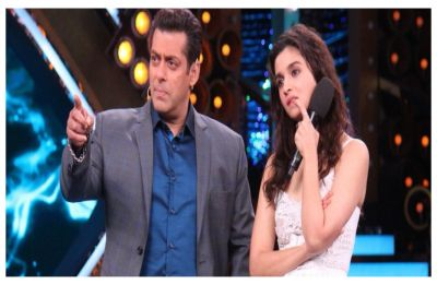 Twitter unearths Salman Khan's picture with 'baby Alia Bhatt' after SLB announces unusual pair