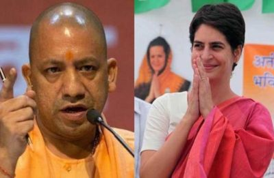 As Yogi presents UP govt's 2-year report card, Priyanka says 'nothing on ground, people in distress'