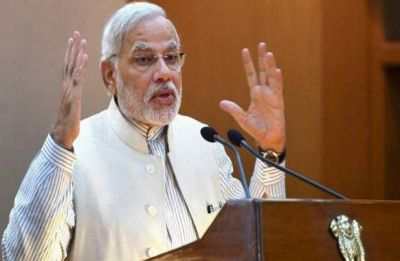 PM Modi apologises for Congress party's 'chowkidar chor hai' slogan, says it's harmful for country