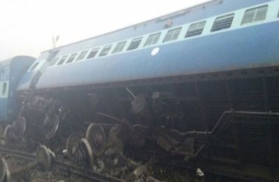 Himalayan Queen Express derails near Panipat, railways rescue team rushes spot