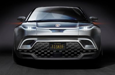 Fisker relaunches Tesla rivalry with US dollar 40,000 electric car