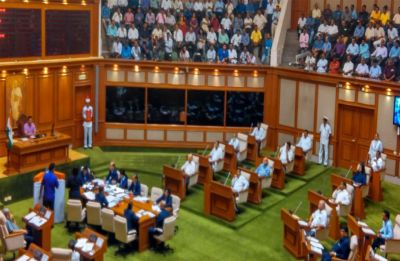 Pramod Sawant-led BJP govt wins floor test in Goa Assembly with support of 20 MLAs