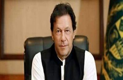 Pakistan PM Imran Khan wishes Hindu community on Holi