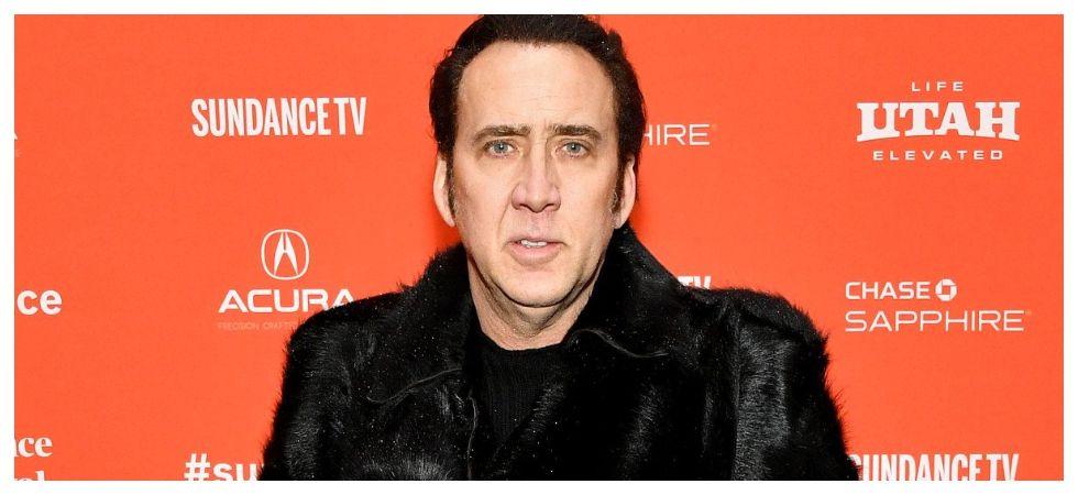 Nicolas Cage to star in sci-fi martial arts film 'Jiu Jitsu' (Photo: Twitter)