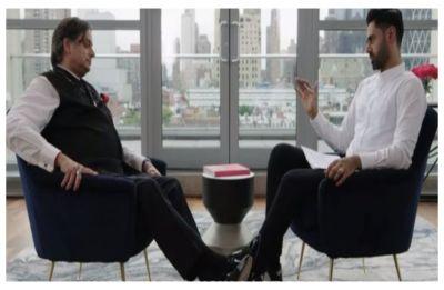 WATCH | Hasan Minhaj tests Shashi Tharoor's knowledge in millennial vocabulary
