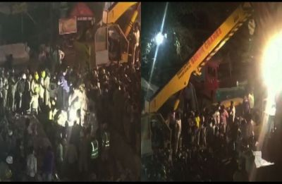 Dharwad building collapse death count rises to 11, 60 rescued