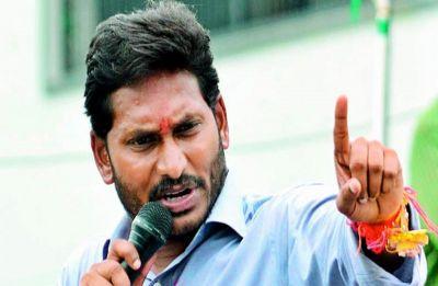 Jaganmohan Reddy files nomination from Pulivendula Assembly seat in Andhra Pradesh