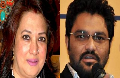Filmy affair in Asansol as BJP pitches Babul Supriyo against Trinamool's Moon Moon Sen