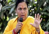 Uma Bharti not to contest Lok Sabha elections, appointed BJP vice president