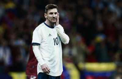 Lionel Messi to miss international against Morocco after suffering injury in shock loss to Venezuela