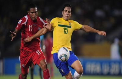 Brazil held to a draw by Panama in international football friendly
