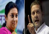 Smriti Irani says Rahul 'staged' invite to contest from Kerala, Congress reminds her of 2014 poll debacle
