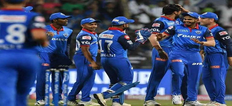 Delhi Capitals have reached the top of the table with that win (Image Credit: Twitter)