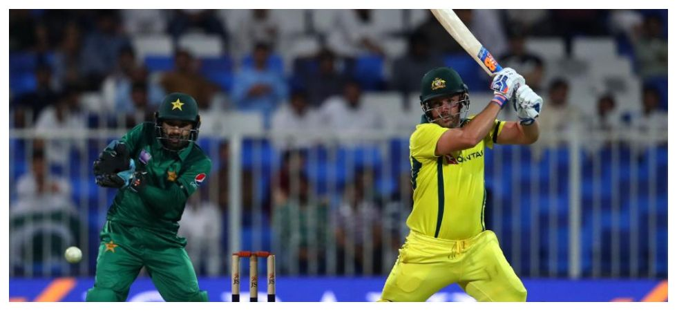 Aaron Finch slammed his second consecutive century and his 13th overall as Australia continued to dominate Pakistan in the five-match ODI series. (Image credit: Twitter)