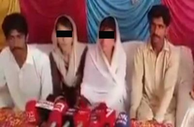 Pakistani Hindu girls, forcefully converted to Islam, seek protection