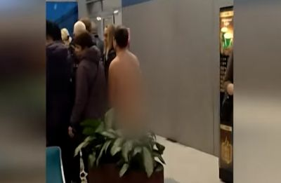 Bizarre! Russian man tries to board flight naked, says clothes make him 'less aerodynamic'