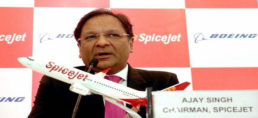 SpiceJet chief Ajay Singh.