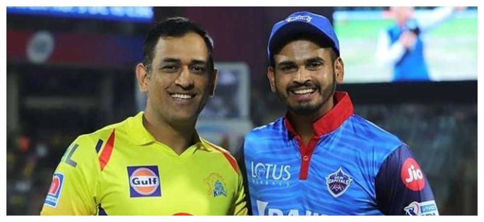 Chennai Super Kings and Delhi Capitals included just three foreign players in their side. (Image credit: Twitter)