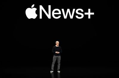 Apple announces gaming, TV, magazine subscription services