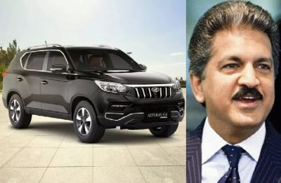 Mahindra Alturas G4 under-priced, under-rated: Anand Mahindra