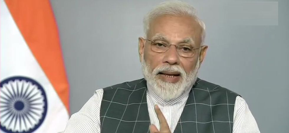 Prime Minister Narendra Modi's top quotes. (Photo: ANI)