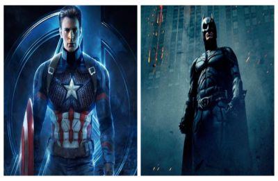 Not Captain American but Batman was Chris Evans' childhood favourite superhero