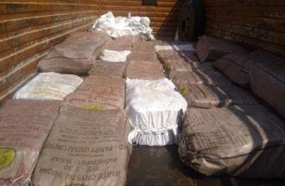 Explosive-laden truck seized in Chhattisgarh's Maoist-affected district