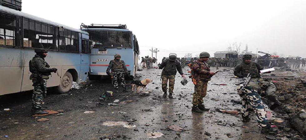 Pulwama terror attack (File Photo)