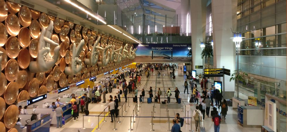 Indira Gandhi International (IGI) Airport