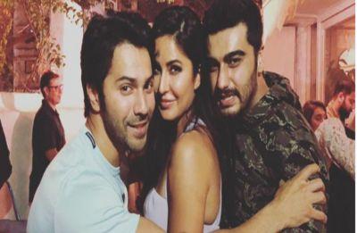Varun Dhawan and Arjun Kapoor now love Katrina Kaif after hating her for 16 years