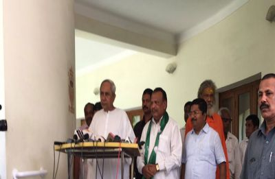 Odisha: Bhagirathi Sethi, BJP's Anandpur Assembly candidate, quits party, joins BJD