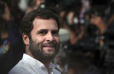 Lok Sabha Polls 2019: Congress president Rahul Gandhi to tour Haryana, join Parivartan Rally